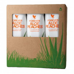 Forever Aloe Peaches (3x1...